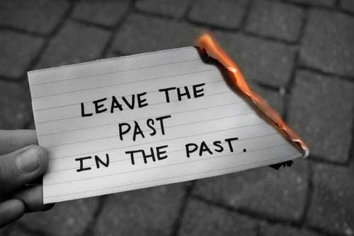 O que podes fazer do passado?