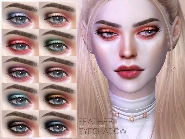 Sims 4 cc makeup eyeshadow