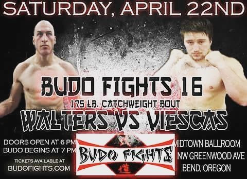 Team Thayer Official : Come Support Bryan Walters April 22nd in Bend...