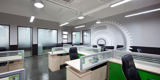 Inspiring Office Designs - Weird and Wonderful Workspaces