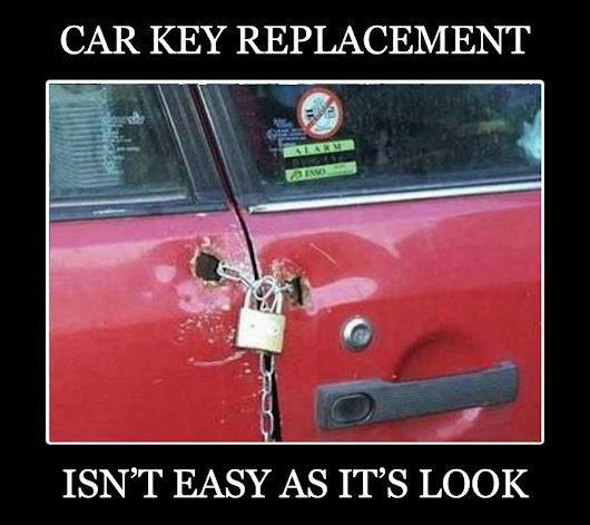 car key replacement meme