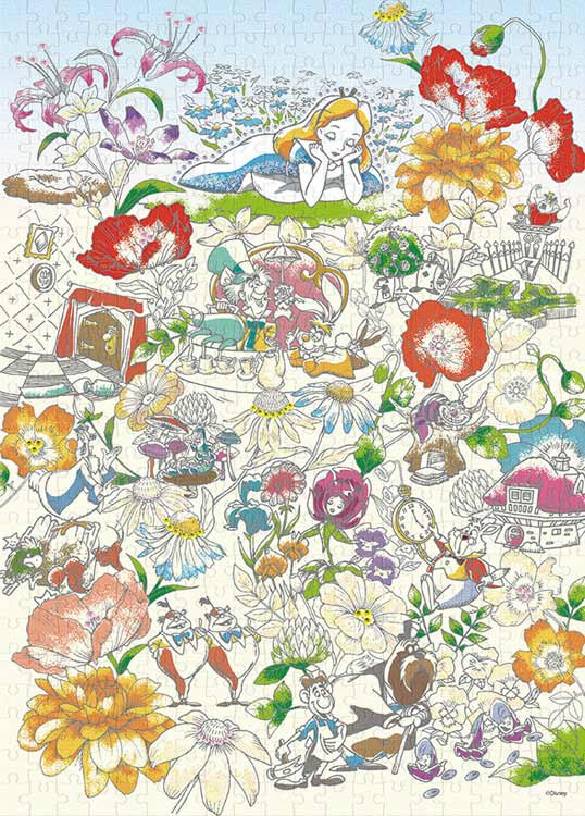 Epo 74 004 ディズニー Floral Daydreamフローラルデイドリーム