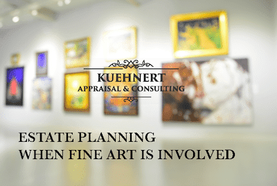 15 Feb Fine Art & Estate Planning