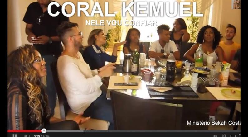 Coral Kemuel - NELE VOU CONFIAR