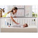 Beautyrest Crest Moon Crib & Toddler Mattress