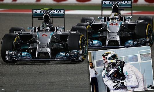 NICO ROSBERG: Expect Lewis and me to go head to head again in China
