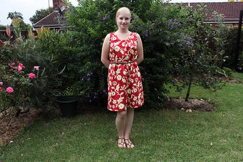 continental dress #2