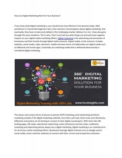 Digital Marketing Training In Dilsukhnagar