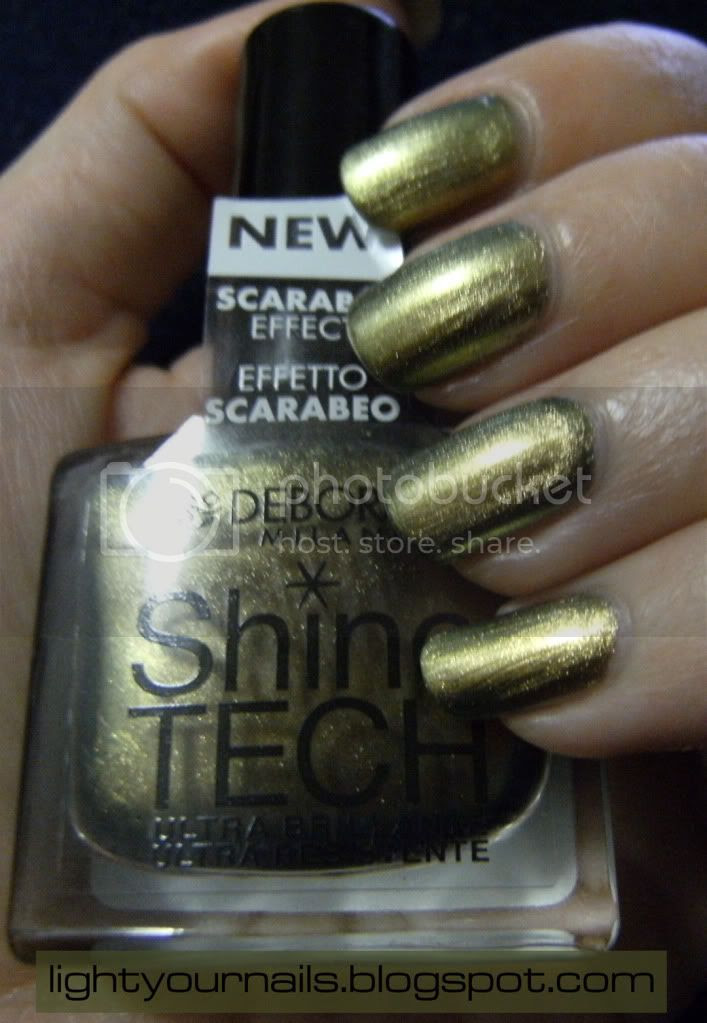 Deborah Shine Tech n. 72 (Scarab Effect)