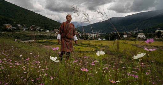 In Bhutan, Happiness Index as Gauge for Social Ills