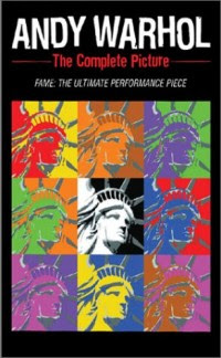 DVD cover art for Andy Warhol: The Complete Picture