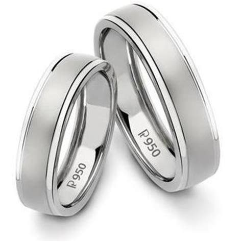 Platinum Love Bands, Wedding Bands & Engagement Rings