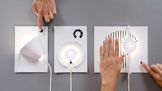 Electric Paint Lamp Kit - paint, plug and play!