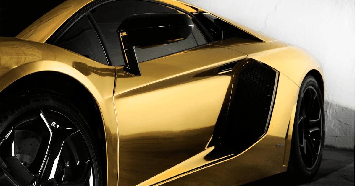 Wallpaper Gold Lamborghini Neon Cool Cars Wallpress Free Wallpaper Site