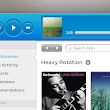 Download Rdio OS X Music App Mockup (Free) - PixelBin