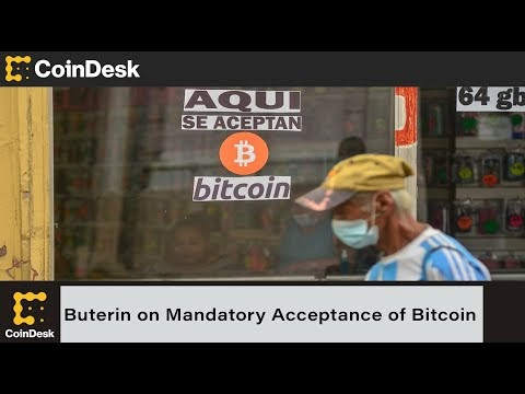 Buterin Calls Mandatory Acceptance of Bitcoin in El Salvador Counter to Crypto's 'Ideals of Freedom' | Blockchained.news Crypto News LIVE Media