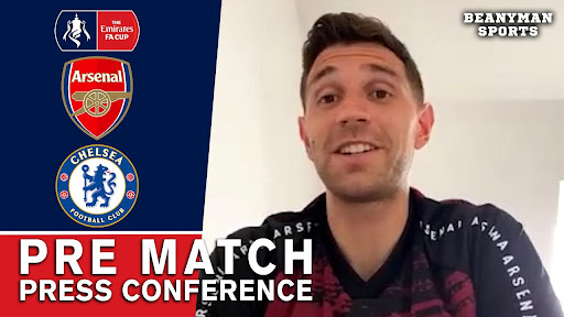 Avatar of Video: Emi Martinez talks FA Cup final, his Arsenal journey, his future, and more