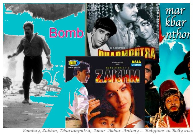 Bollywood and mixed religious relationships