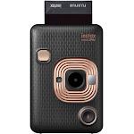 Fujifilm Instax Mini LiPlay Compact Digital Camera - Elegant black