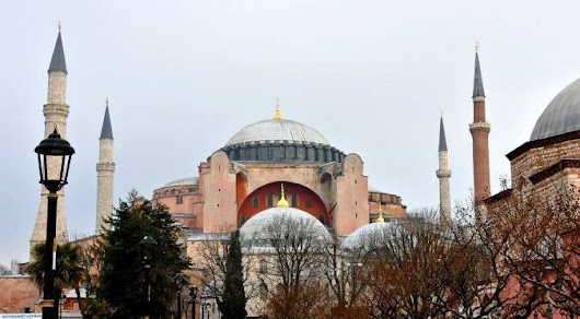 Blue Mosque, Hagia Sophia, Basilica Cistern: A Triangle of Peace