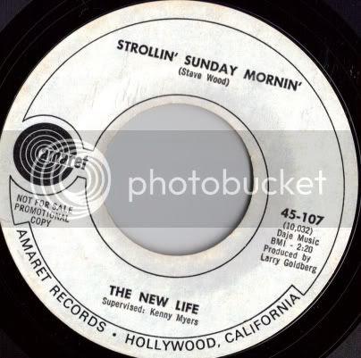 New life - strollin' sunday mornin'