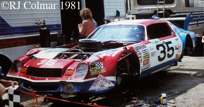 Chevrolet Camaro, Le Mans
