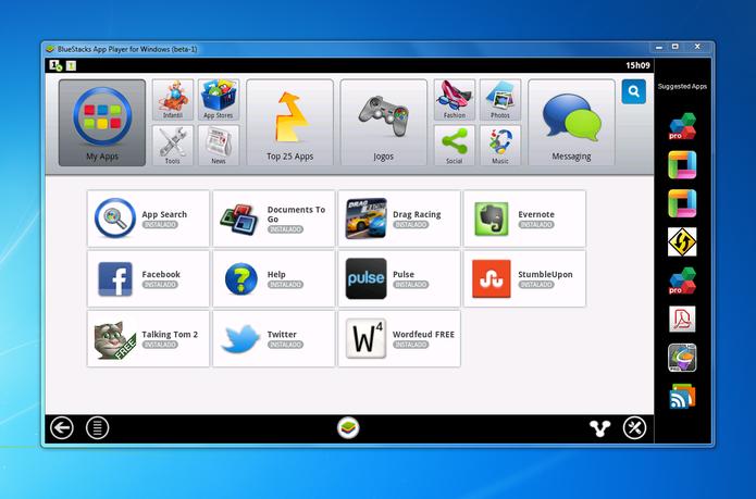 BlueStacks App Player (Foto: Divulgação)