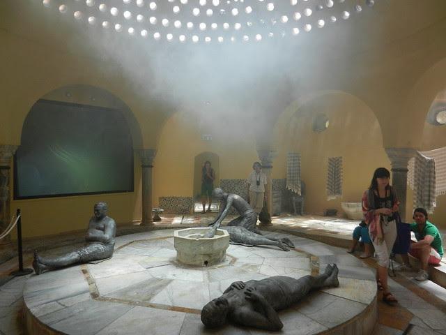 Акко. Израиль. Музей в бане