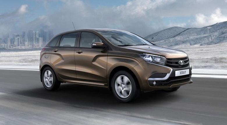 Αποτέλεσμα εικόνας για Ιδού το νέο μικρό SUV της LADA με τιμή 8.600 ευρώ (video)