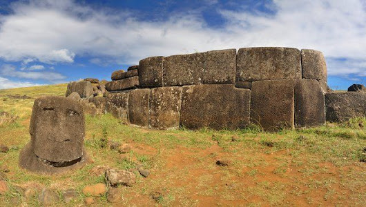 EASTER ISLAND 3: Ancient Tech, the Stone Sphere, Subterranean Chambers & 12 Ft Tall Living Giants