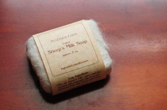 Ingleside Farm Sheep's Milk Soap