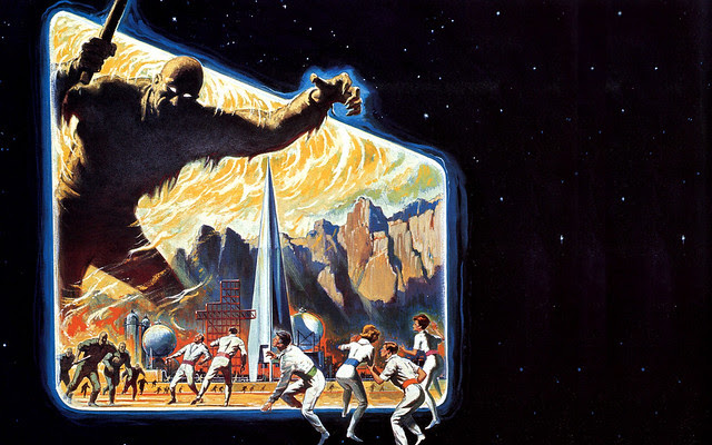 Reynold Brown - The Time Travelers, 1964
