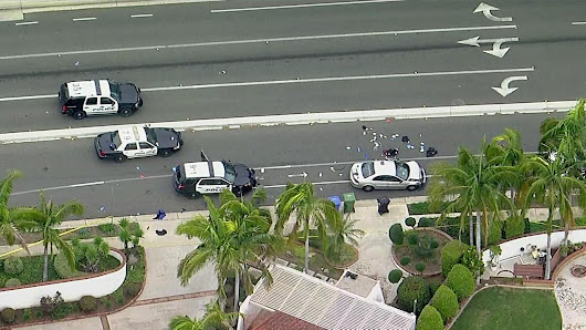 1 officer killed, 1 injured in California shooting |