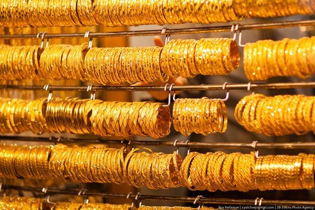 Perierga.gr - Χρυσοχοείο στο Ντουμπάι!