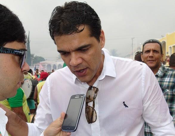 Resultado de imagem para rogerio andrade prefeito saj