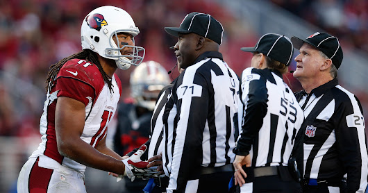 Reports: NFL demotes Cardinals-49ers officiating crew