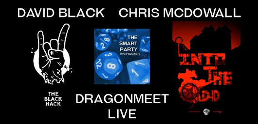 Bonus Episode – Black Hack at Dragonmeet