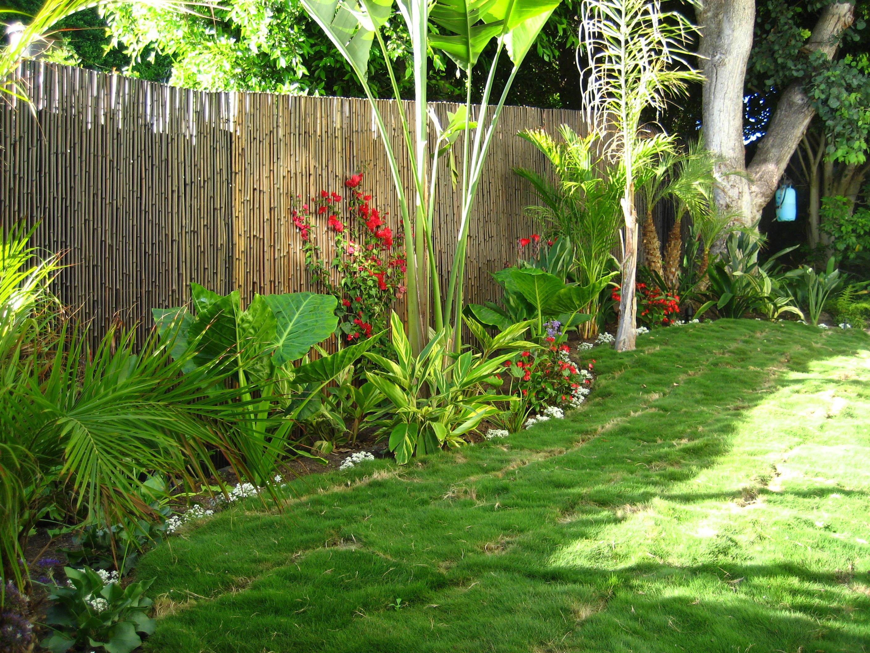 Bali Style Landscape Design Make Home Landscaping