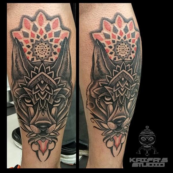 Tattoo Gemelos Trendy Tatuajes En El Gemelo Para Hombre With Tattoo