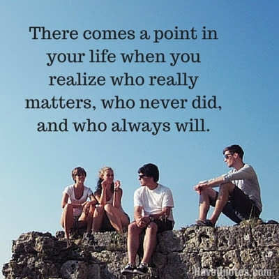 There Comes A Point In Your Life When You Quote Life Quotes Love