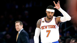 New York Knicks agree to trade to Carmelo Anthony to Oklahoma City Thunder