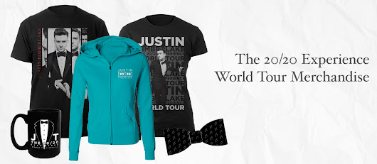 Justin Timberlake Official Store