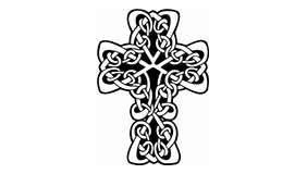 Cruz De Asturias Tatuaje