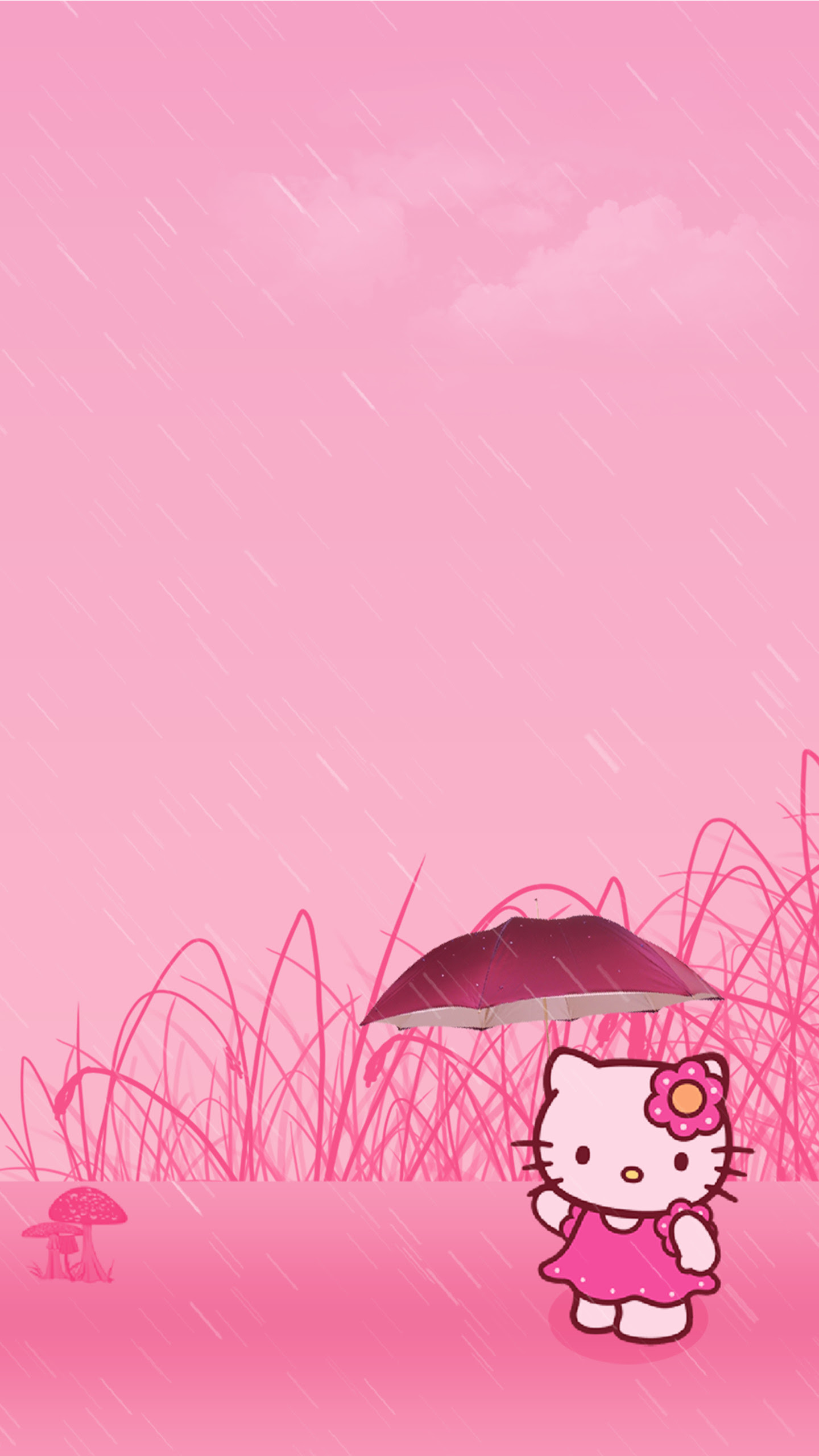 Hello Kitty Background Wallpaper 74 Images