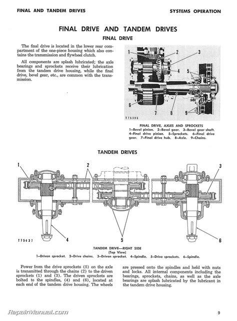 Caterpillar Grader #112F Service Manual