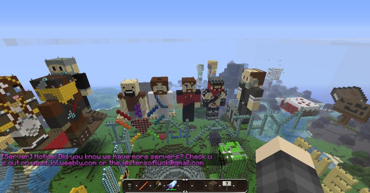 TJoL Creative Build Server Minecraft Server