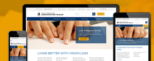 Altos Launches New Site for NH Association for the Blind