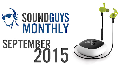 Sound Guys Monthly - Jaybird X2 International Giveaway