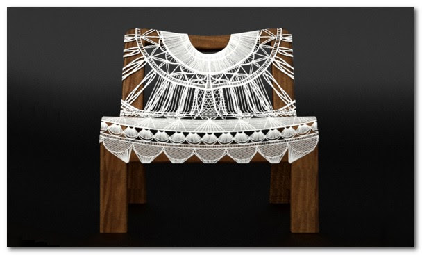 lace chair tara murray
