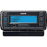 SiriusXM - Stratus 7 Satellite Radio with PowerConnect Vehicle Kit - Black
